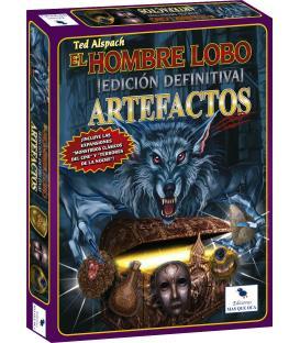 El Hombre Lobo Edición Definitiva: Artefactos