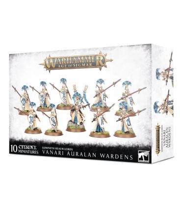 Warhammer Age of Sigmar: Lumineth Realm-Lords Vanari Auralan Wardens