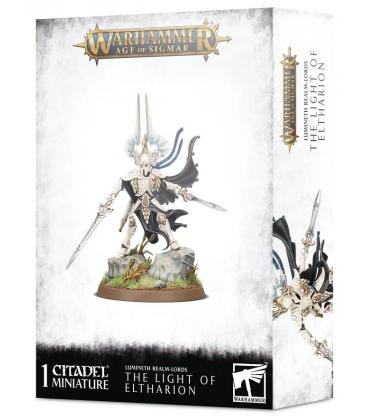 Warhammer Age of Sigmar: Lumineth Realm-Lords (The Light of Eltharion)