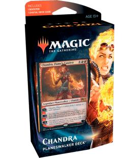 Magic the Gathering: Mazo de Planeswalker (Chandra)