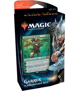 Magic the Gathering: Mazo de Planeswalker (Garruk)