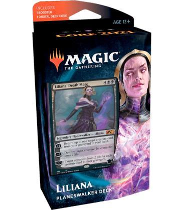 Magic the Gathering: Mazo de Planeswalker (Liliana)