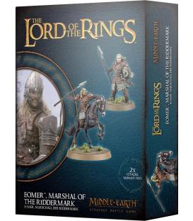 Middle-Earth Strategy Battle Game: Eomer, Marshall of the Riddermark