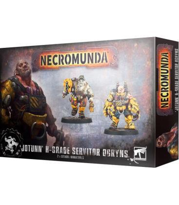Necromunda: Jotunn' H-Grade Servitor Ogryns