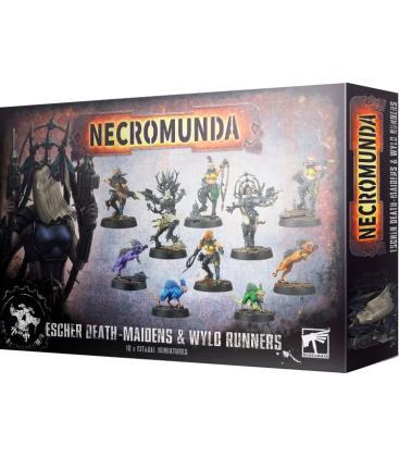 Necromunda: Escher Death-Maidens & Wyld Runners
