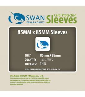 Fundas Thin Swan Panasia (85x85mm) (130)