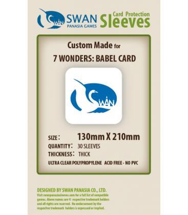 Fundas Swan Panasia (130x210mm) (30)