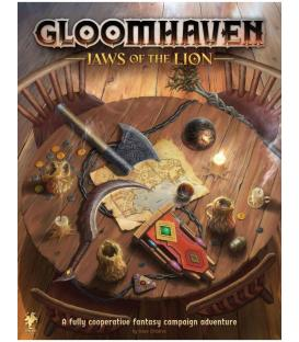 Gloomhaven: Jaws of the Lion (Inglés)