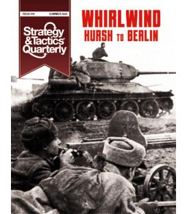 Strategy & Tactics Quarterly 10: Whirlwind Kursk to Berlin