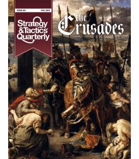 Strategy & Tactics Quarterly 7: The Crusades (Inglés)