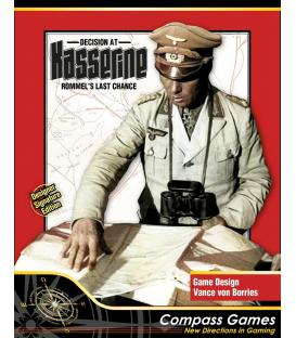 Decision at Kasserine: Rommel's Last Chance (Designer Signature Edition) (Inglés)