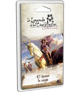 La Leyenda de los Cinco Anillos LCG: El Honor lo Exige / Ciclo Dominio 5