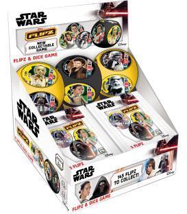 Star Wars Flipz (Display)