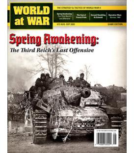 World at War 73: Spring Awakening, The Third Reich Last Offensive (Inglés)