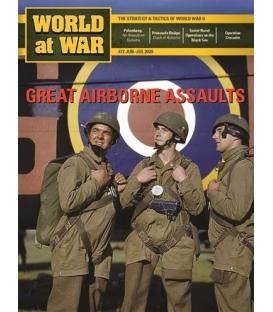 World at War 72: Paratrooper, Great Airborne Assaults (Inglés)