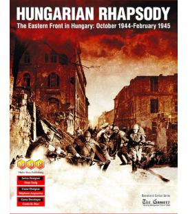 Hungarian Rhapsody: The Battle for Hungary (Inglés)