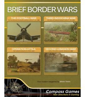 Brief Border Wars (Inglés)