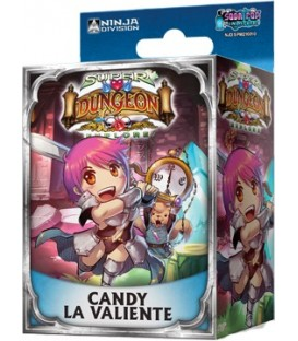 Super Dungeon Explore: Candy la Valiente