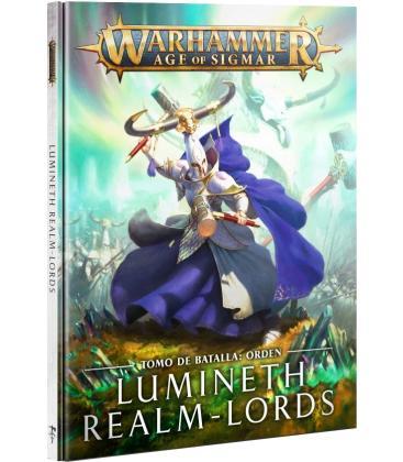 Warhammer Age of Sigmar: Lumineth Realm-Lords (Tomo de Batalla Orden)
