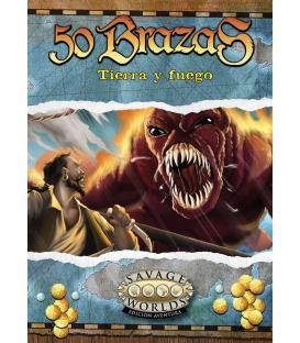 Savage Worlds: 50 Brazas - Tierra y Fuego