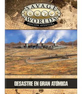 Savage Worlds: Desastre en Gran Atómica