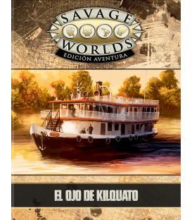Savage Worlds: El Ojo de Kilquato