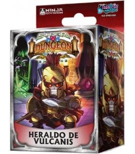 Super Dungeon Explore: Heraldo de Vulcanis