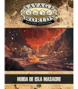 Savage Worlds: Huída de Isla Masacre