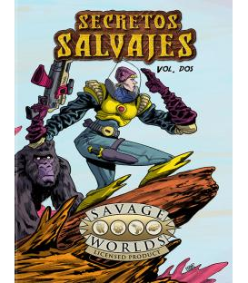Savage Worlds: Secretos Salvajes Vol.2
