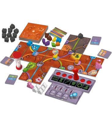 Magic Maze en Marte