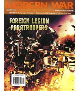 Modern War 46: Foreign Legion Paratroopers (Inglés)