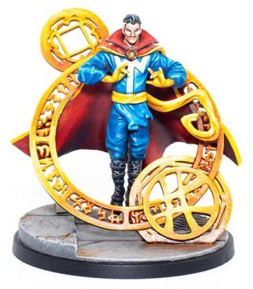 Marvel Crisis Protocol: Doctor Strange & Wong