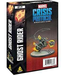 Marvel Crisis Protocol: Ghost Rider (Inglés)