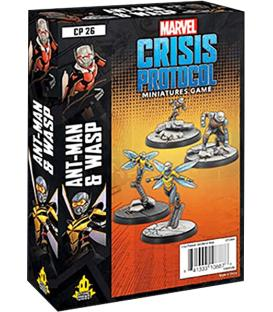 Marvel Crisis Protocol: Ant-Man & Wasp (Inglés)