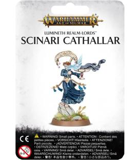 Warhammer Age of Sigmar: Lumineth Realm-Lords (Scinari Cathallar)