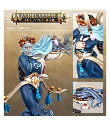 Warhammer Age of Sigmar: Lumineth Realm-Lords (Scinari Cathallar)