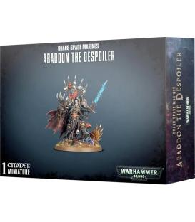 Warhammer 40,000: Chaos Space Marines (Abaddon the Despoiler)