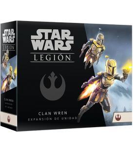 Star Wars Legion: Clan Wren