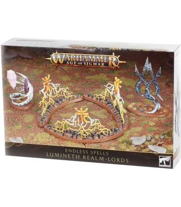 Warhammer Age of Sigmar: Lumineth Realm-Lords (Endless Spells)