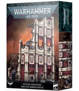 Warhammer 40,000: Battlezone Manufactorum (Sanctum Administratus)