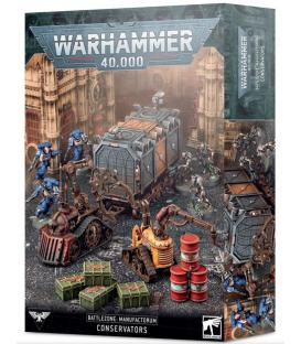 Warhammer 40,000: Battlezone Manufactorum (Conservators)