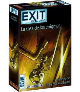 EXIT 12: La Casa de los Enigmas