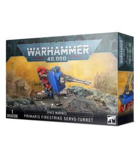 Warhammer 40.000: Space Marines (Servotorreta Firestrike Primaris)