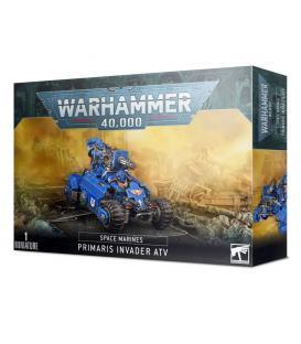 Warhammer 40.000: Space Marines (Escuadra de Quads Invader)