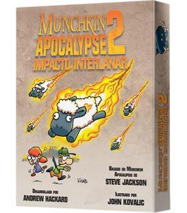 Munchkin Apocalypse 2: Impacto Interlanar