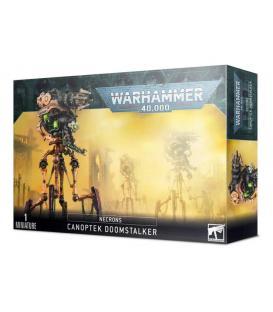 Warhammer 40.000: Necron (Destructor Acechante Canóptico)
