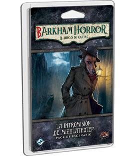 Arkham Horror LCG: Barkham Horror La Intromisión de Miaulathotep