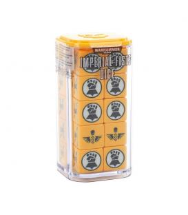 Warhammer 40.000: Imperial Fists Dice