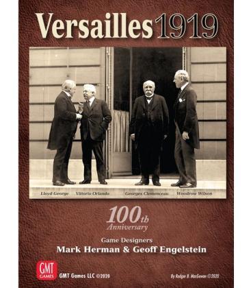 Versailles 1919 (Inglés)