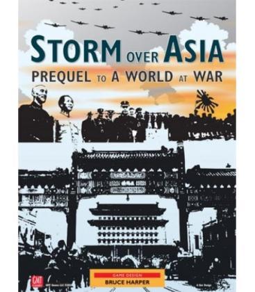 Storm over Asia: Prequel to a World War (Inglés)